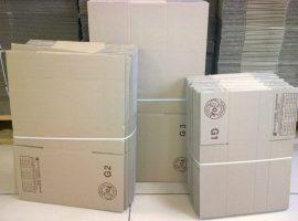 Papír doboz G4 300mm x 260mm x 210 mm