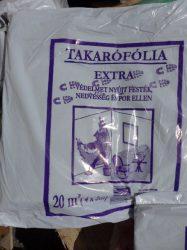 """Takarófólia """"EXTRA""""járható általános célokra 20 m2"""