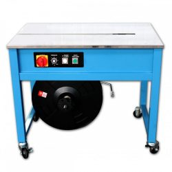 TP 202CE Félautomata asztali pántológép 8-15,5mm