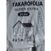 Takarófólia Super Extra létrázható 20 m2